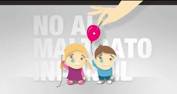 Resultado de imagen para maltrato infantil animado